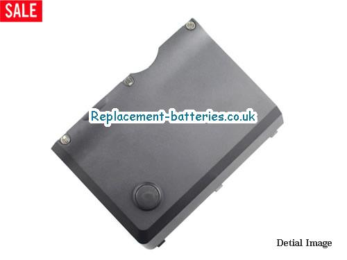 image 4 for  Clevo X7200BAT-8 Battery, X7200BAT-8(MERRY), 6-87-X720S-4Z71, X7200 Battery 14.8V 8-Cell In United Kingdom And Ireland laptop battery