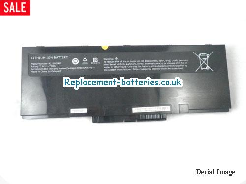 image 5 for  Genuine 921500007 Battery For Celxpert 7.3V 73Wh In United Kingdom And Ireland laptop battery