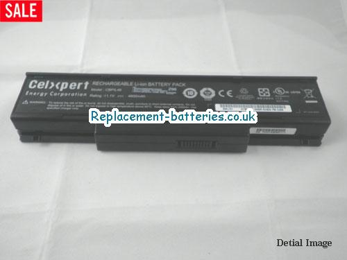 image 4 for  UK 4800mAh Long Life Laptop Battery For Asus SQU-605, SQU-601, SQU-528, SQU-503,  laptop battery