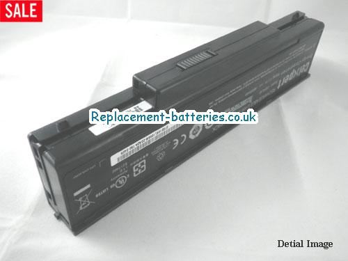 image 5 for  M662 laptop battery