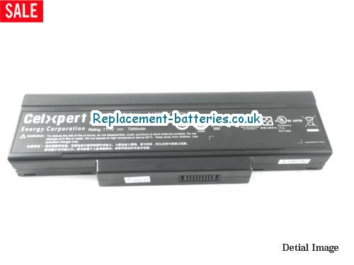 image 5 for  SQU-511 laptop battery