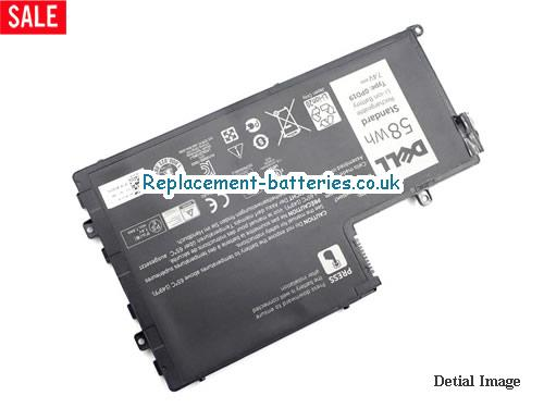 image 2 for  DFVYN laptop battery