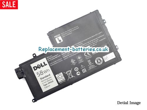image 5 for  DFVYN laptop battery