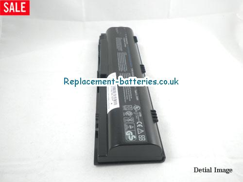 image 4 for  Dell HD438, Inspiron 1300, Inspiron B120, Inspiron B130 Replacement Laptop Battery 4-Cell In United Kingdom And Ireland laptop battery