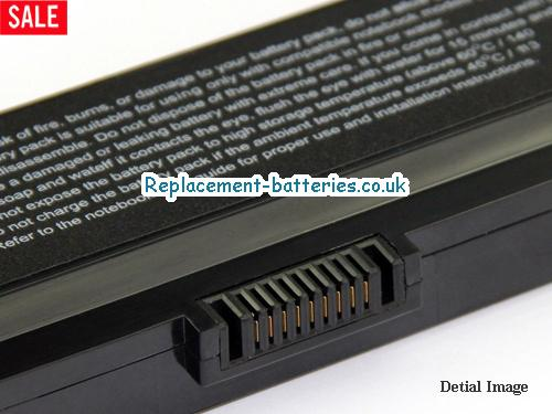 image 3 for  RU586 laptop battery