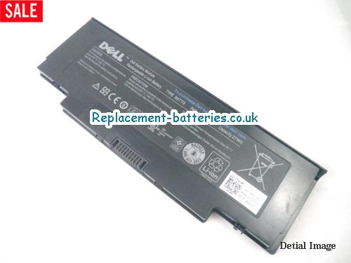 image 2 for  Genuine Dell 90TT9, 60NGW Laptop Battery 27wh-3cells In United Kingdom And Ireland laptop battery