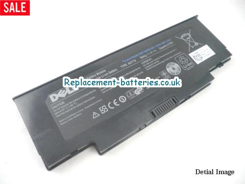 image 4 for  Genuine Dell 90TT9, 60NGW Laptop Battery 27wh-3cells In United Kingdom And Ireland laptop battery