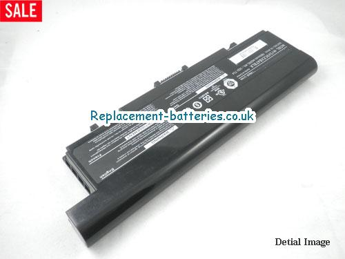 image 2 for  Dell SQU-724, SQU-722, MOBL-M15X9CEXBATBLK, Alienware M15X Battery 9-Cell In United Kingdom And Ireland laptop battery