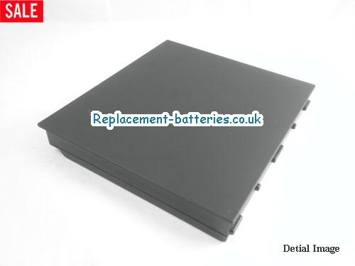 image 2 for  Genuine W83066LC W84066LC Battery For Dell Alienware M17 M9700 M9750 M9700i Laptop 12-Cell In United Kingdom And Ireland laptop battery