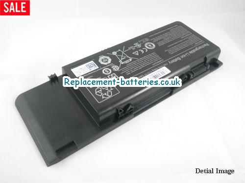 image 2 for  ALIENWARE M17X R2 laptop battery
