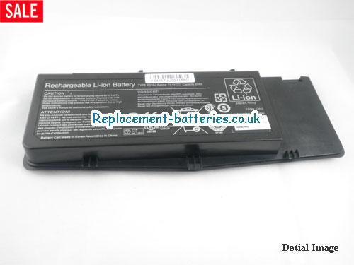 image 5 for  ALIENWARE M17X R2 laptop battery