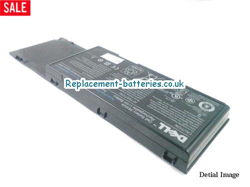 image 3 for  DW842 laptop battery