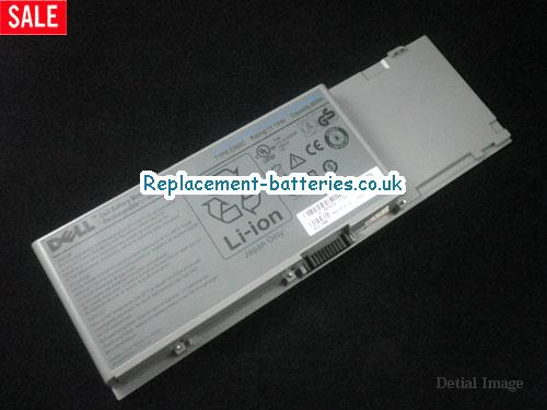 image 1 for  DW842 laptop battery