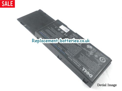 image 2 for  DW842 laptop battery