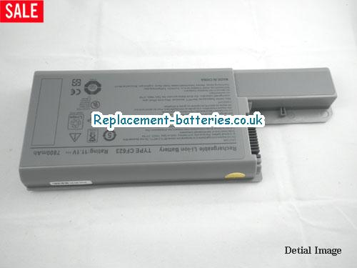 image 5 for  YD623 laptop battery