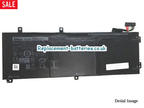 image 1 for  XPS 15 9560 laptop battery