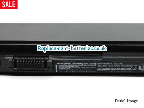 image 3 for  6DN3N laptop battery