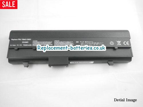 image 5 for  INSPIRON XPS M140 laptop battery