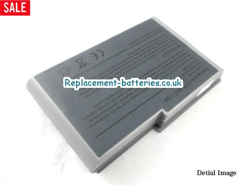 image 2 for  INSPIRON 510M laptop battery