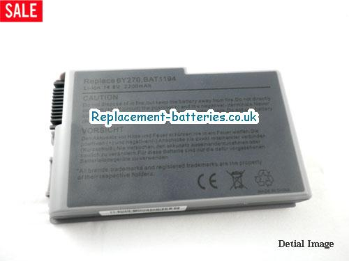 image 5 for  LATITUDE D505 laptop battery