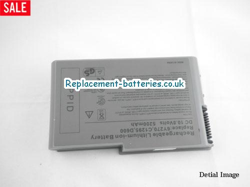 image 5 for  0R163 laptop battery