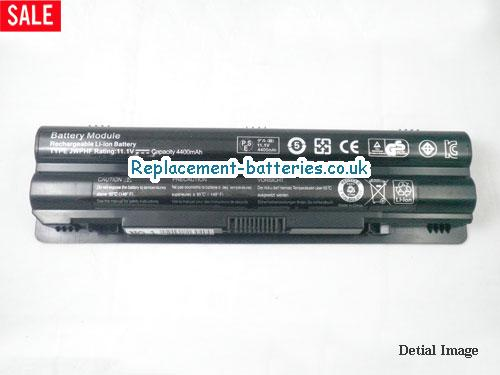image 5 for  J70W7 laptop battery