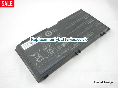 image 2 for  DP / N 0TN1K5 laptop battery