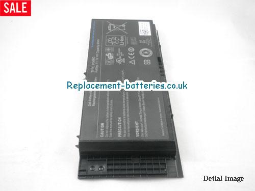 image 4 for  DP / N 0TN1K5 laptop battery