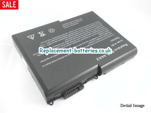 image 2 for  FLORA 270W NW9 laptop battery
