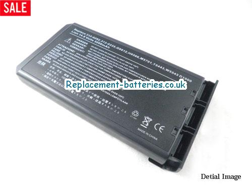 image 3 for  INSPIRON 1200 laptop battery