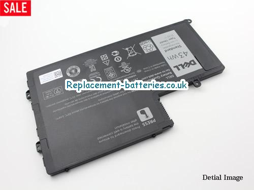 image 1 for  DELL TRHFF 1V2F6 DL011307-PRR13G01 Laptop Battery 43Wh 11.1V In United Kingdom And Ireland laptop battery