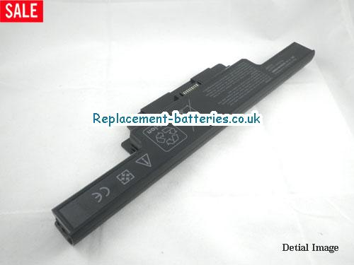 image 2 for  DELL W358P laptop battery