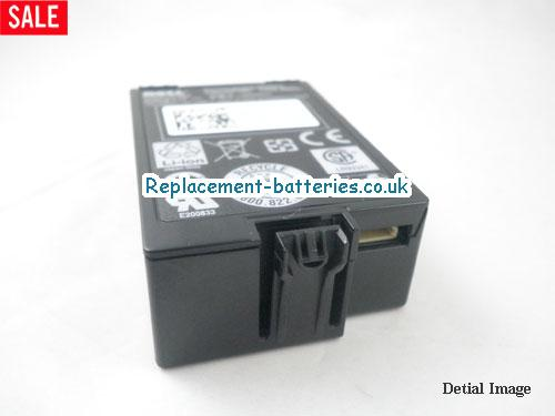 image 3 for  Genuine 8X463J W828J X463J Battery For DELL PERC 6/i PowerEdge M610 H700 Raid Card In United Kingdom And Ireland laptop battery