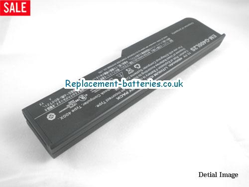 image 2 for  G400 SERIES laptop battery