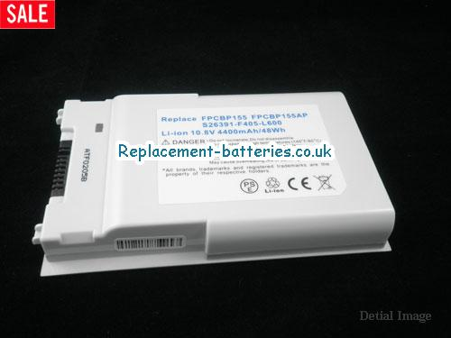 image 5 for  LIFEBOOK T4215 laptop battery