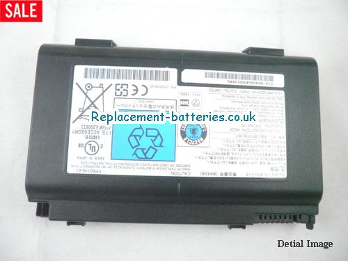 image 5 for  LIFEBOOK E8420 laptop battery