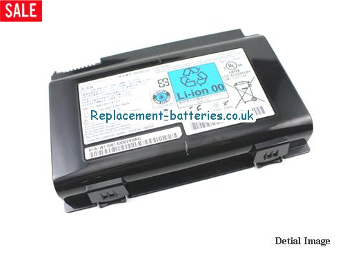 image 3 for  LIFEBOOK E8420E laptop battery