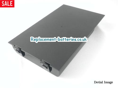 image 3 for  UK 4400mAh Long Life Laptop Battery For Fujitsu-siemens LifeBook T5010, LifeBook T1010,  laptop battery