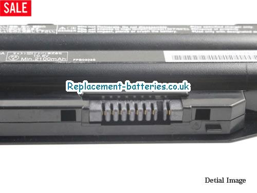 image 3 for  LIFEBOOK AH564 laptop battery