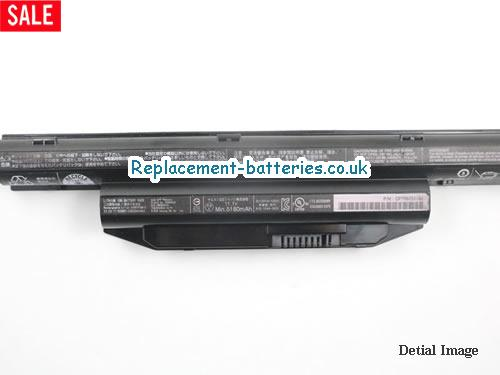 image 3 for  FPCBP416 laptop battery