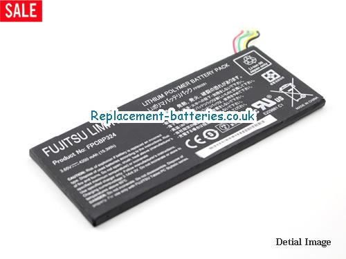 image 1 for  FUjitsu Limited FPCBP324 Battery 4200mah 15.3Wh In United Kingdom And Ireland laptop battery