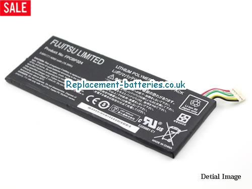 image 3 for  FUjitsu Limited FPCBP324 Battery 4200mah 15.3Wh In United Kingdom And Ireland laptop battery