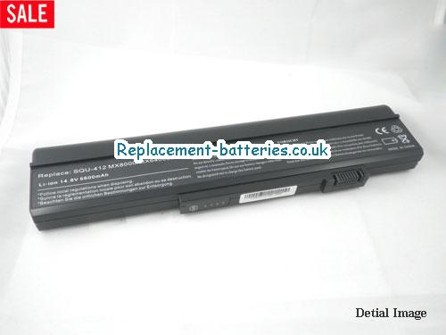 image 5 for  MX6455 laptop battery