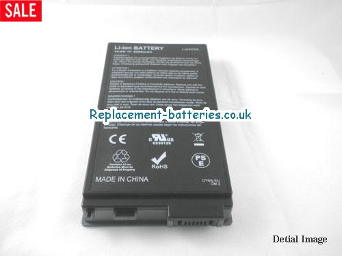 image 4 for  A0730 laptop battery