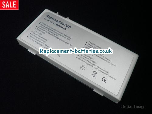 image 2 for  M600 laptop battery
