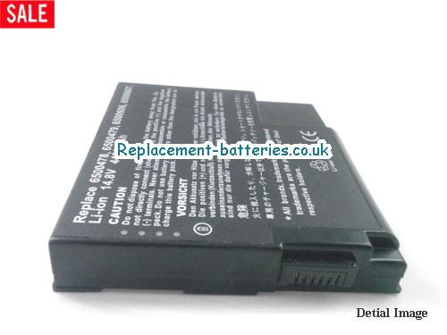 image 3 for  6500478 laptop battery
