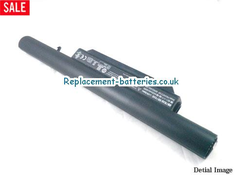 image 3 for  Gateway SQU-1002 Laptop Battery, 4400mah, 6cells In United Kingdom And Ireland laptop battery
