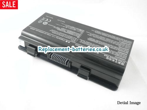 image 4 for  ELEGANCE A450-T6600 laptop battery