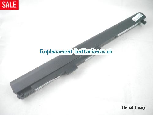 image 5 for  Hasee C42-4S2200-B1B1, C42-4S4400-B1B1, C42-4S2200-S1B1 Laptop Battery 2200mah 4cells In United Kingdom And Ireland laptop battery