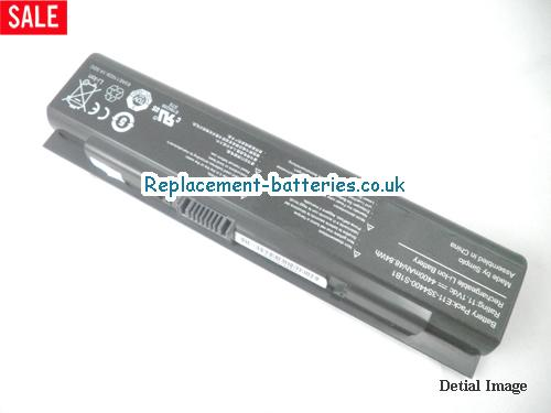 image 2 for  E11-3S4400-S1B1 laptop battery